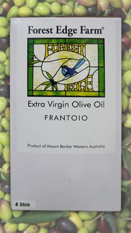 4 Litre Extra virgin olive oil