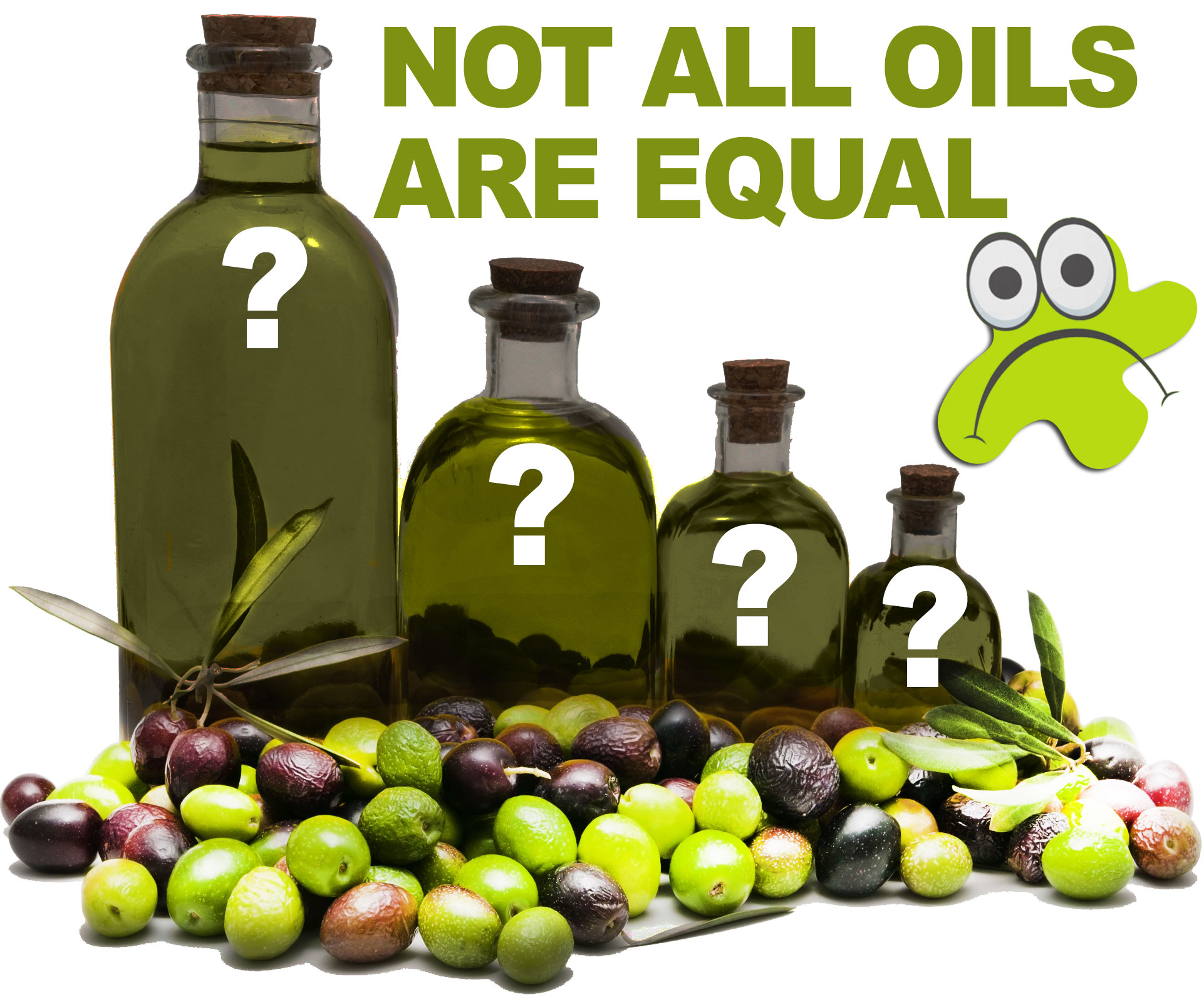 Why is Extra Virgin Olive Oil Best