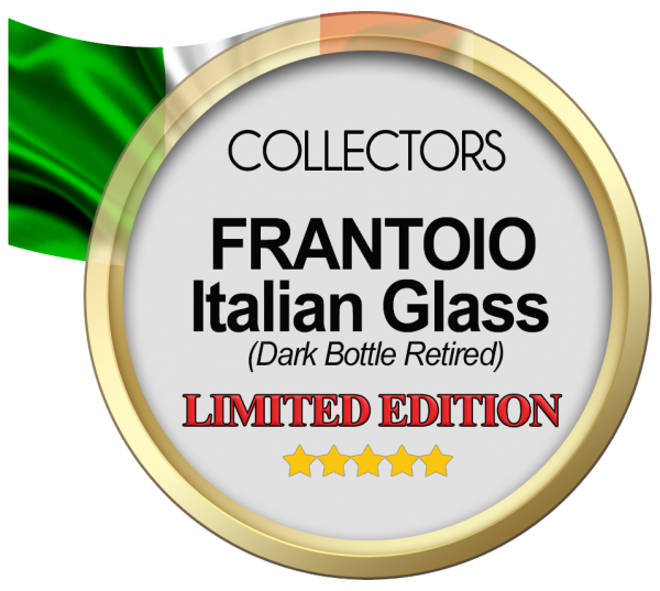 Collectors Edition Retired Dark Italian Glass