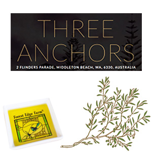 Three Anchors