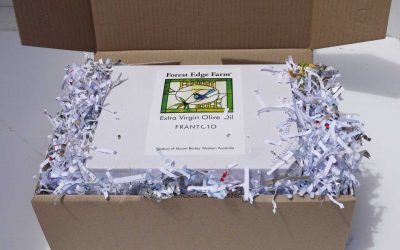 Forest Edge EVOO New Packaging